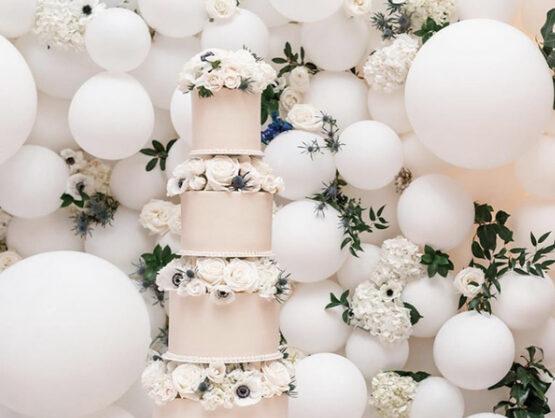 wedding balloons Jacksonville fl