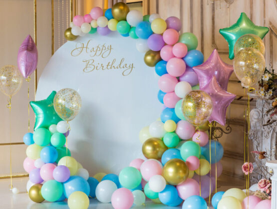 balloon decorations Jacksonville fl