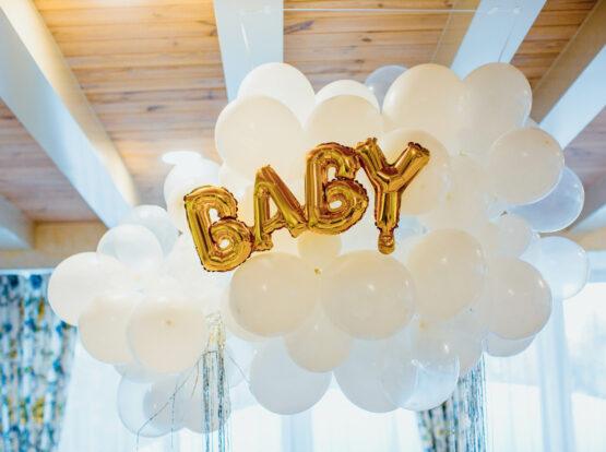 balloons for baby shower Jacksonville