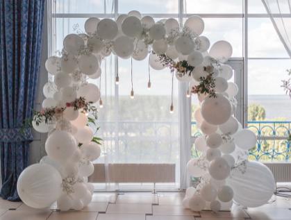 balloons for weddings Jacksonville
