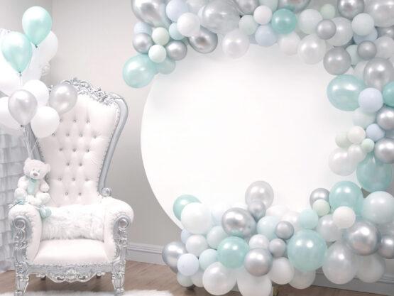 balloon shower decorations Jacksonville