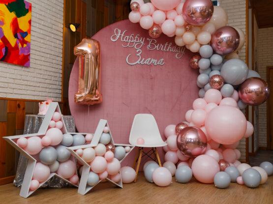 balloon garlands Jacksonville