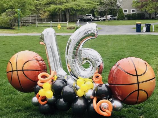 birthday balloon balloons Jacksonville