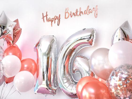 birthday balloon decorations Jacksonville