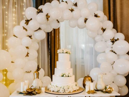 balloon for wedding decorations Jacksonville fl