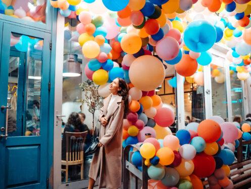 grand opening balloons Jacksonville