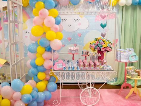 birthday balloons Jacksonville